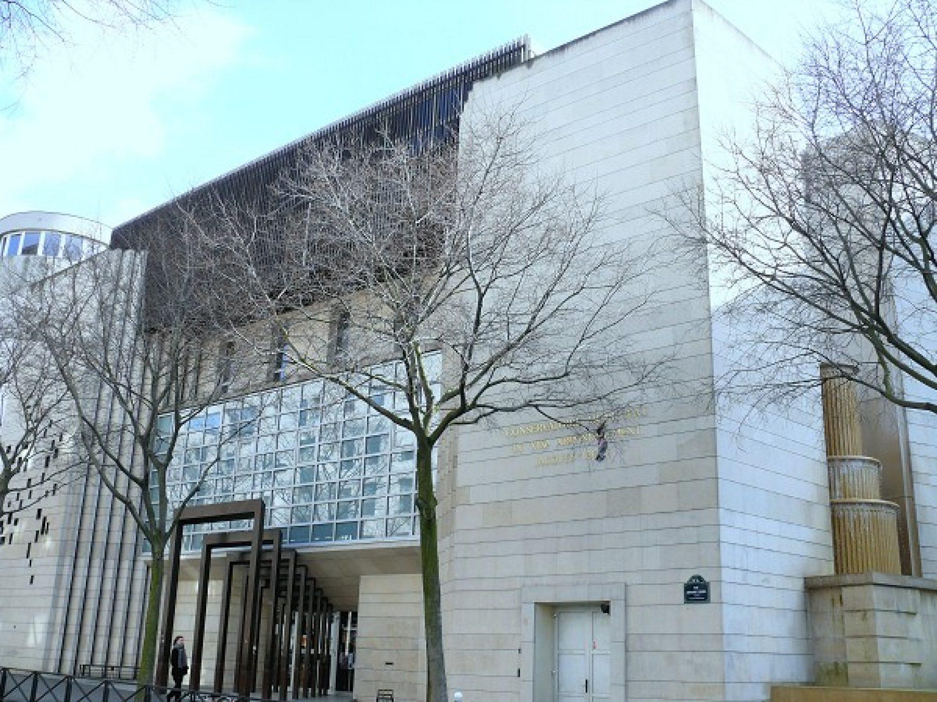 Conservatoire Municipal Jacques Ibert