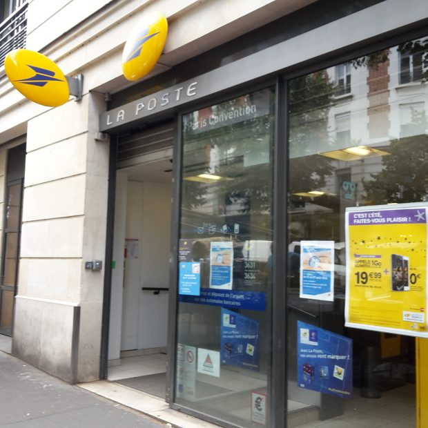 La Poste Paris Convention