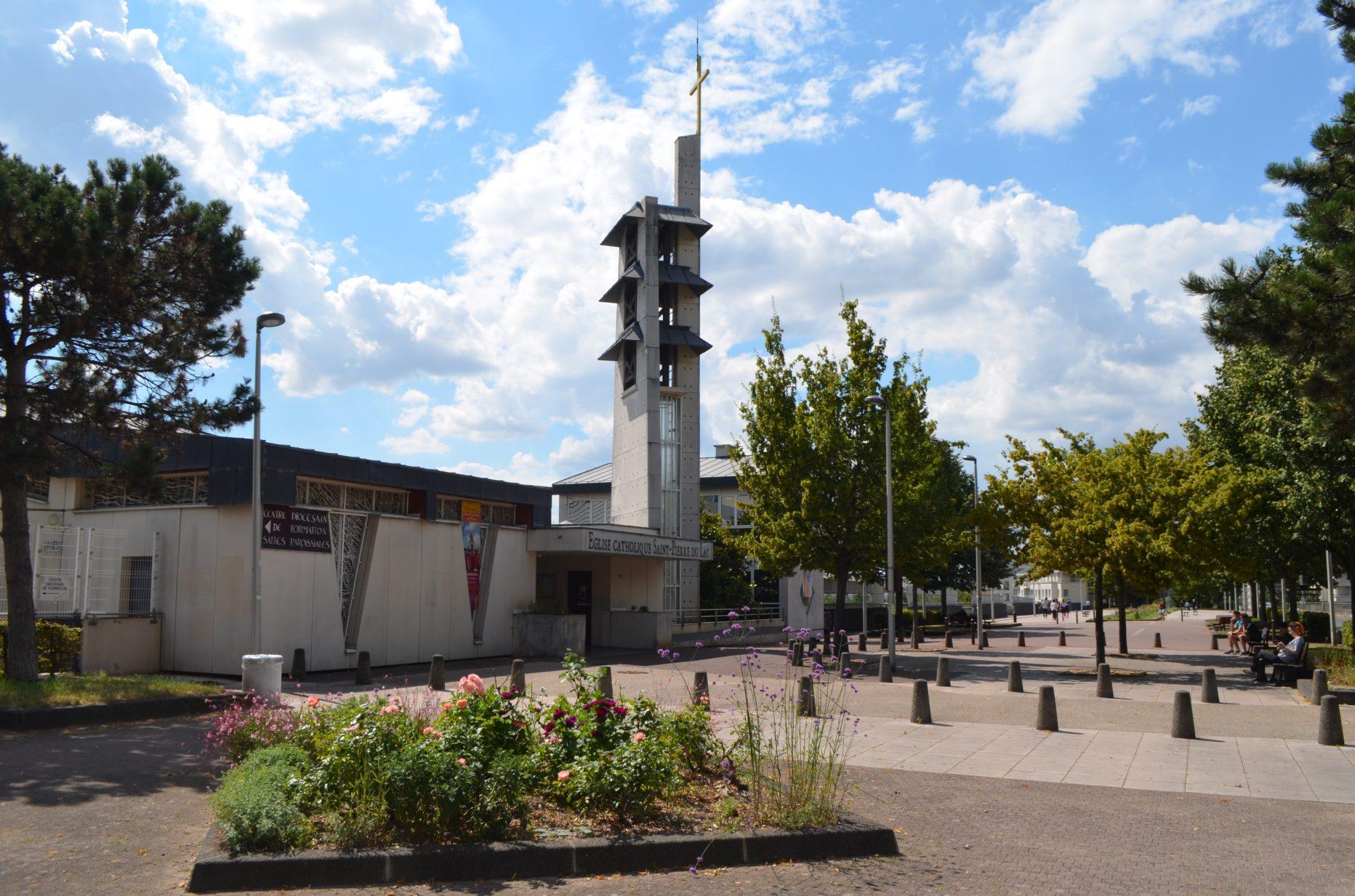 Paroisse Saint Pierre-du-Lac
