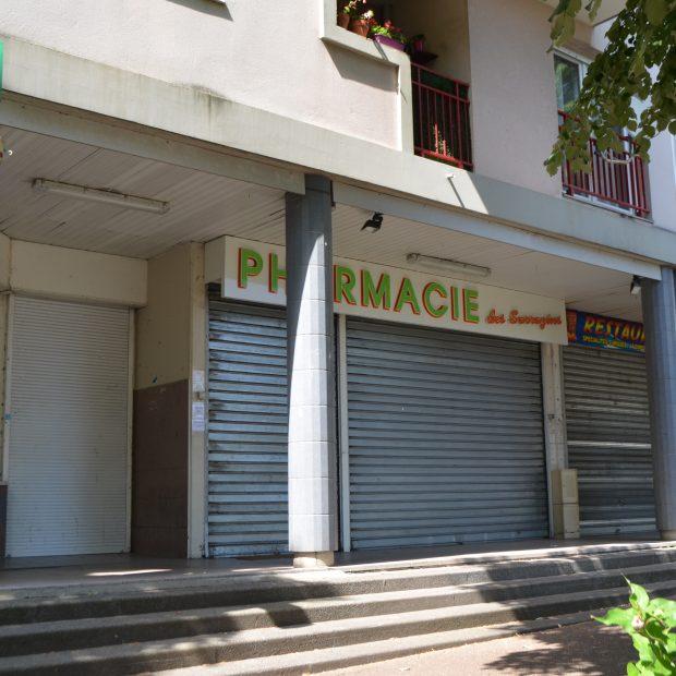 Pharmacie des Sarrazins