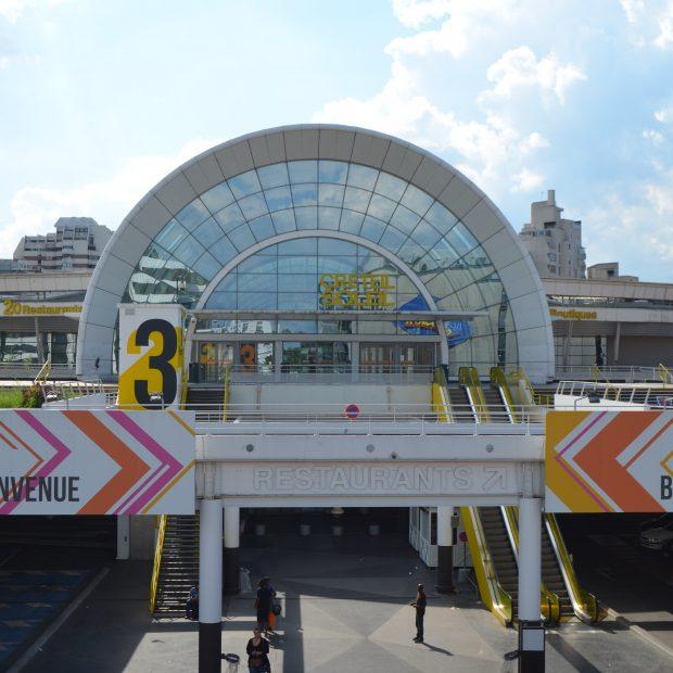 Centre Commercial Paris En M Tro