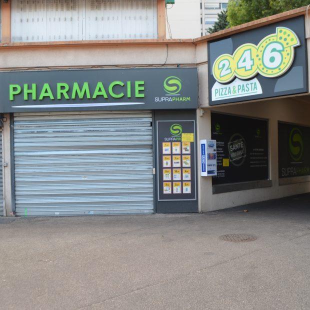 Pharmacie de la Levrière