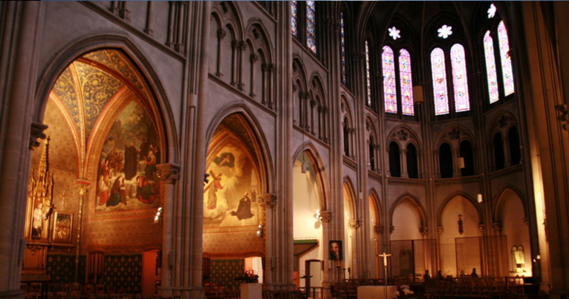 Église Saint-Ignace