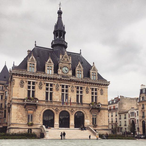 Hôtel de ville / Mairie de Vincennes