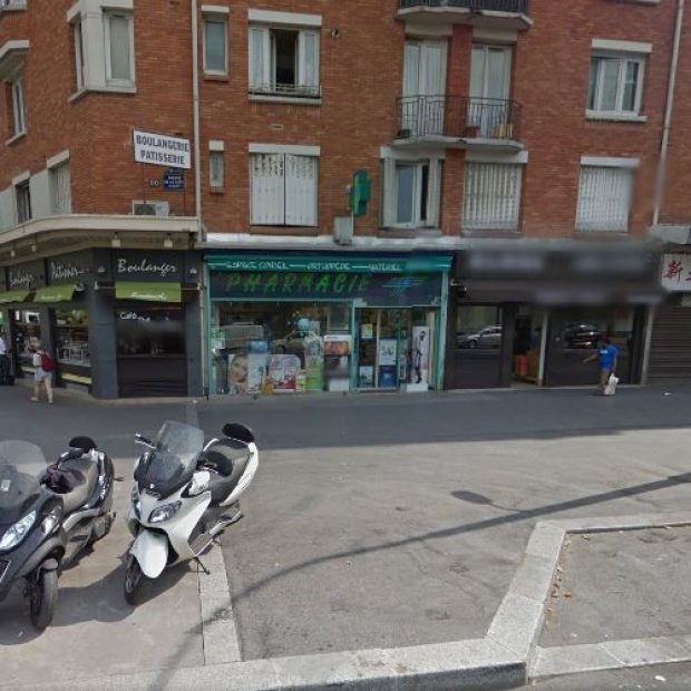 Pharmacie Ivry Massena