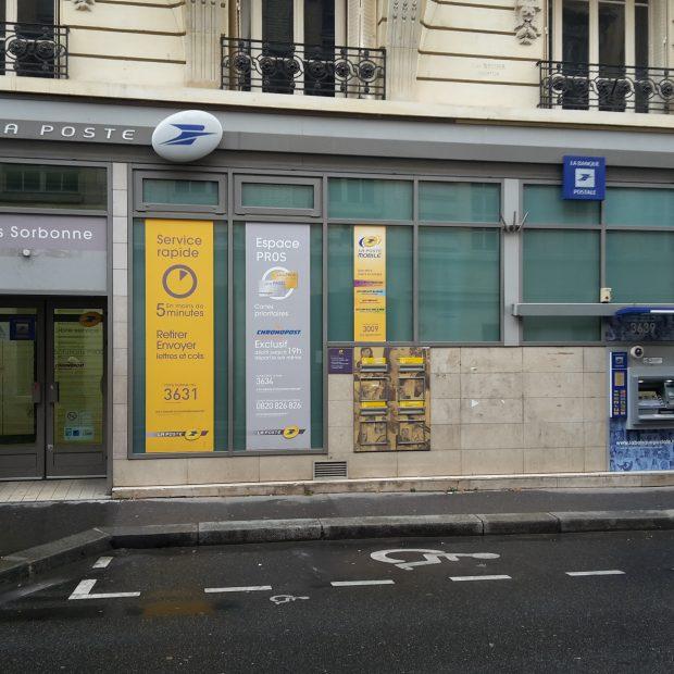 Bureau de poste Paris Sorbonne