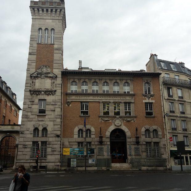 Institut océanographique de Paris