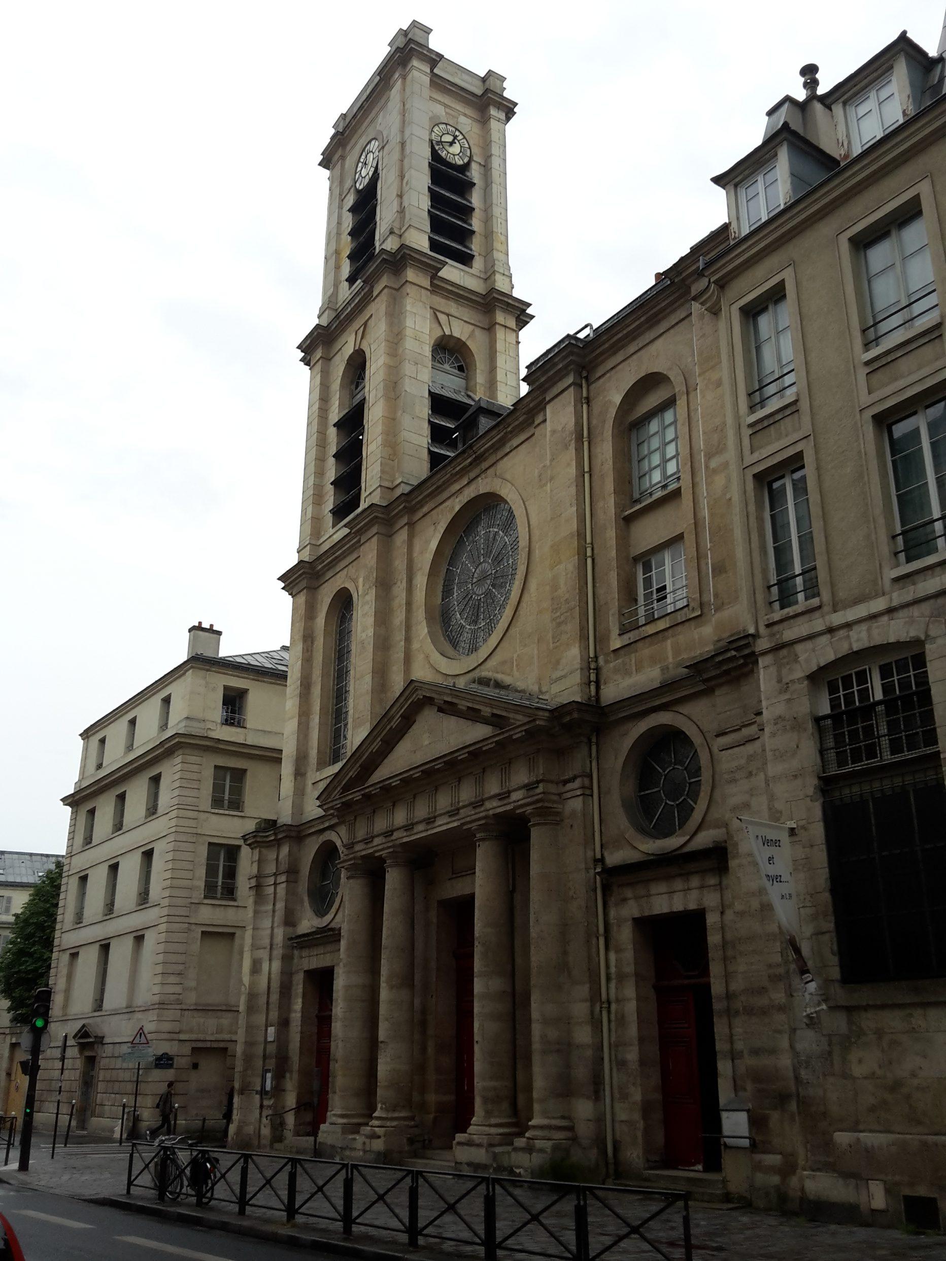 Paroisse Saint Jacques du Haut Pas