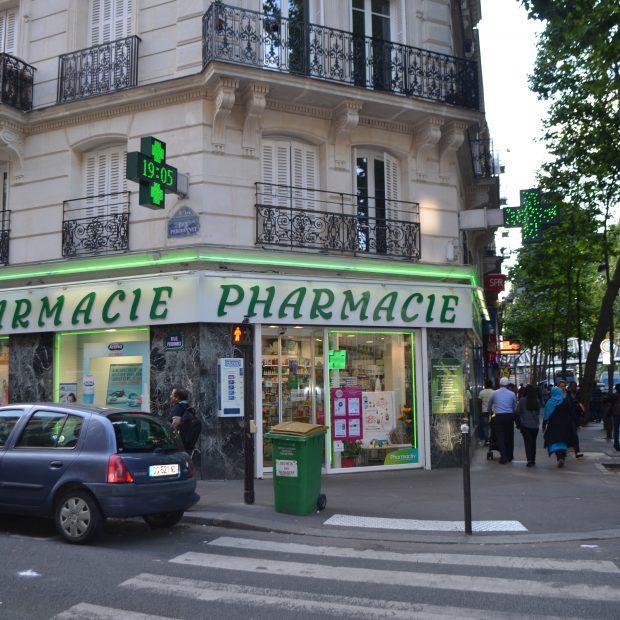 Pharmacie Centrale Louis Blanc