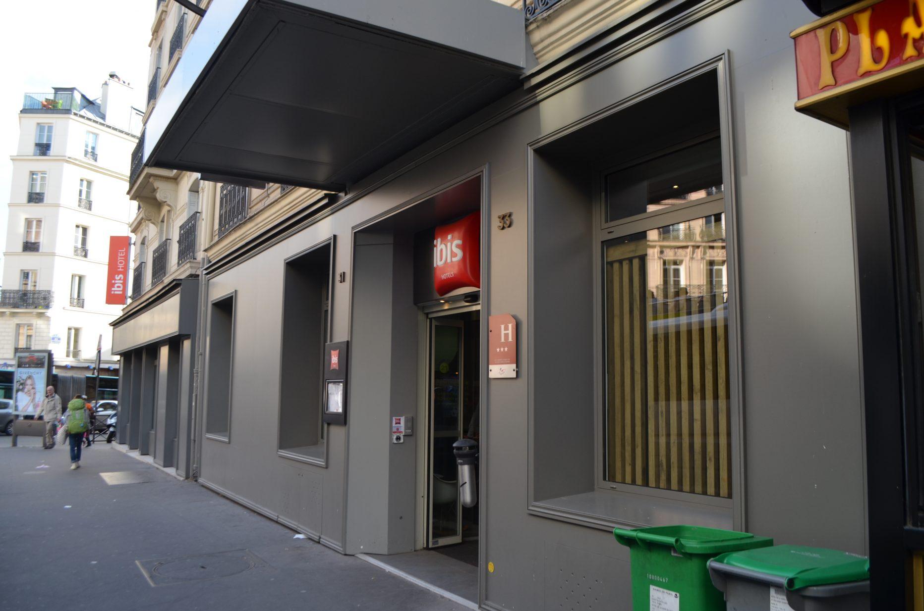 Hôtel Ibis Paris Gare du Nord TGV