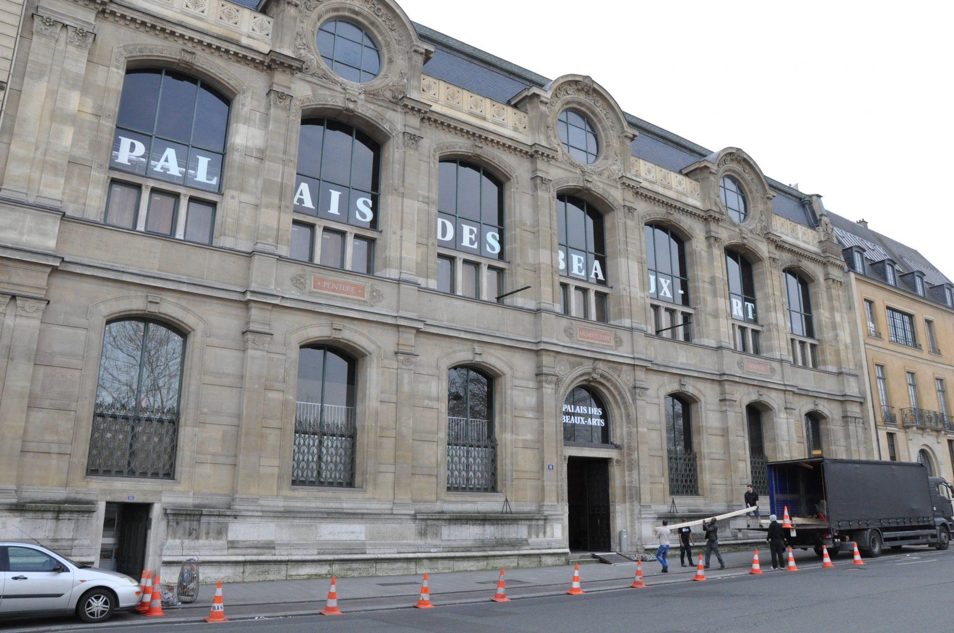 Palais des Beaux-Arts de Paris