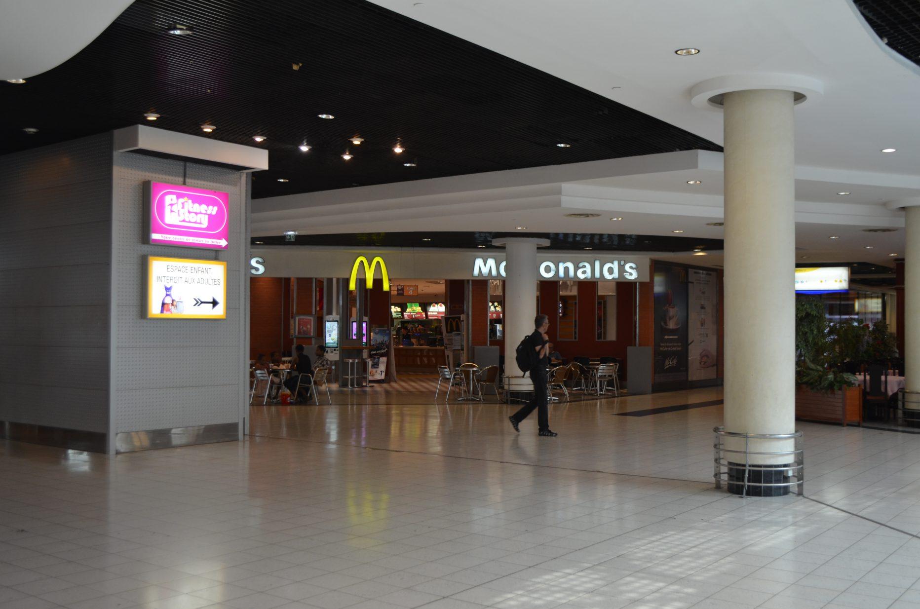 McDonald's Creteil soleil