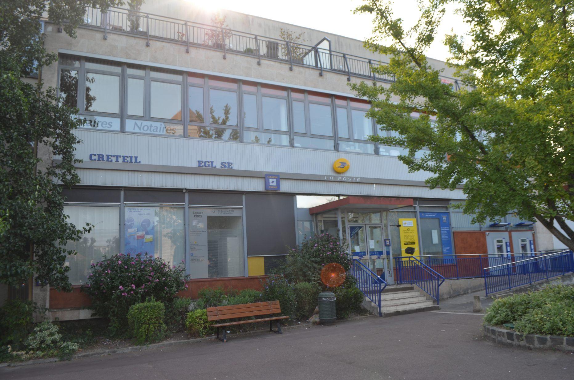 Bureau de Poste – Créteil Eglise