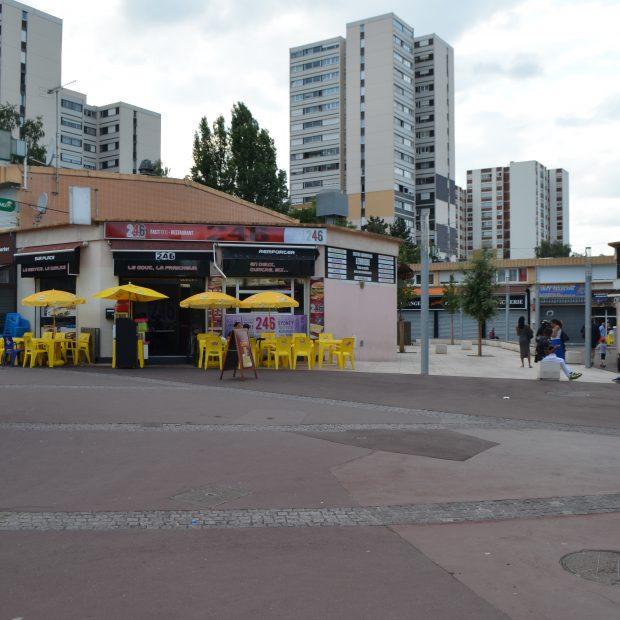 Centre Commercial de la Levrière