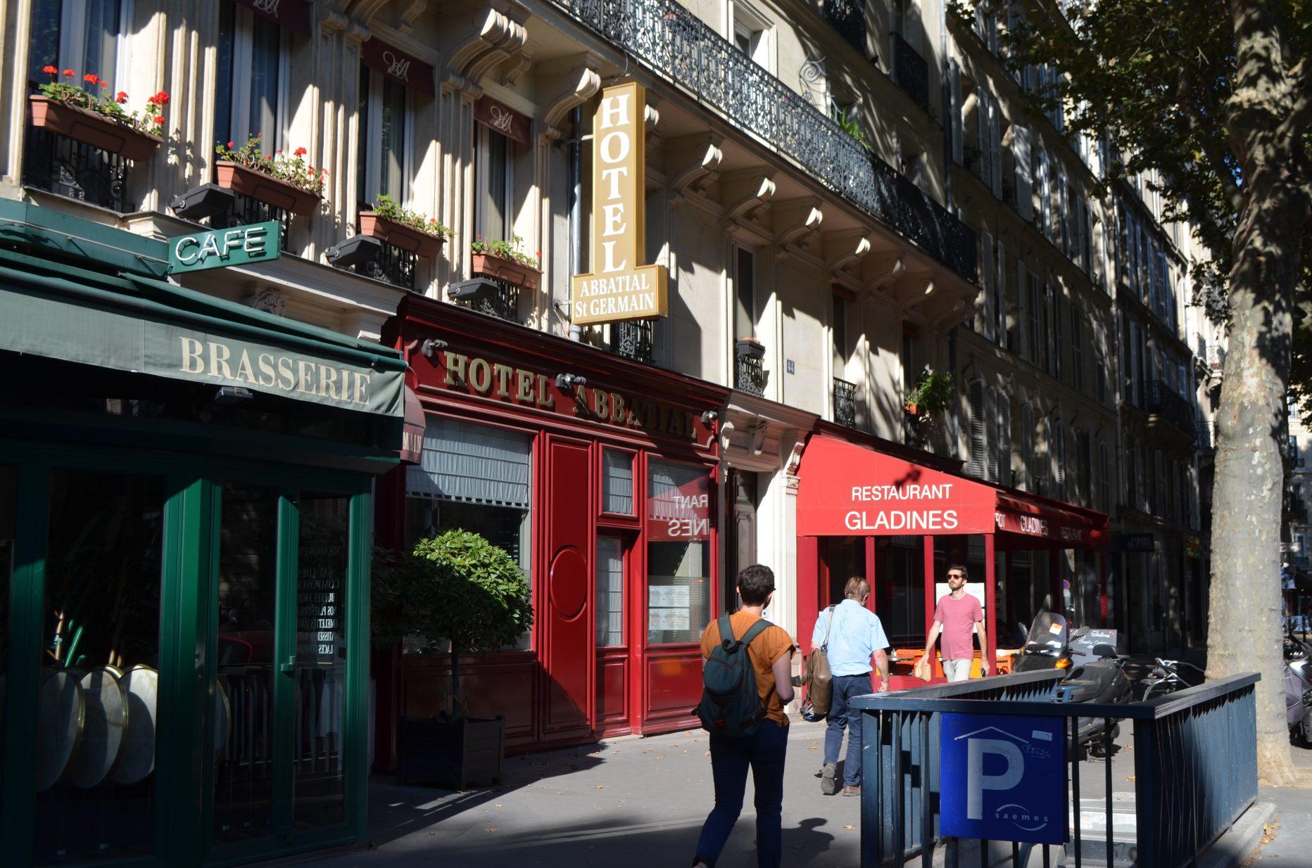 Hotel Abbatial Saint-Germain