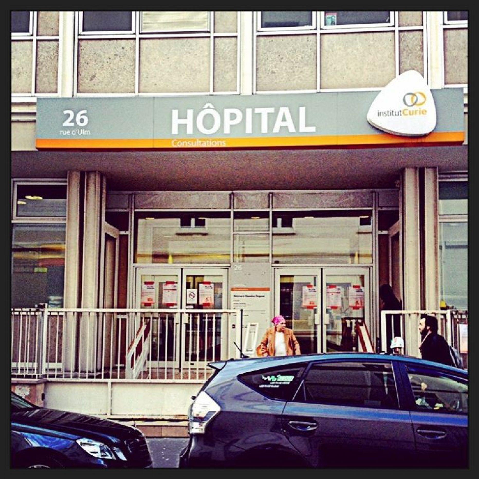Hôpital Institut Curie